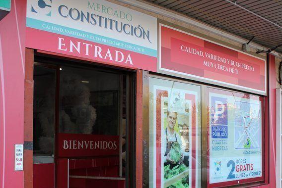 Acceso 1 Mercado de la Constitución